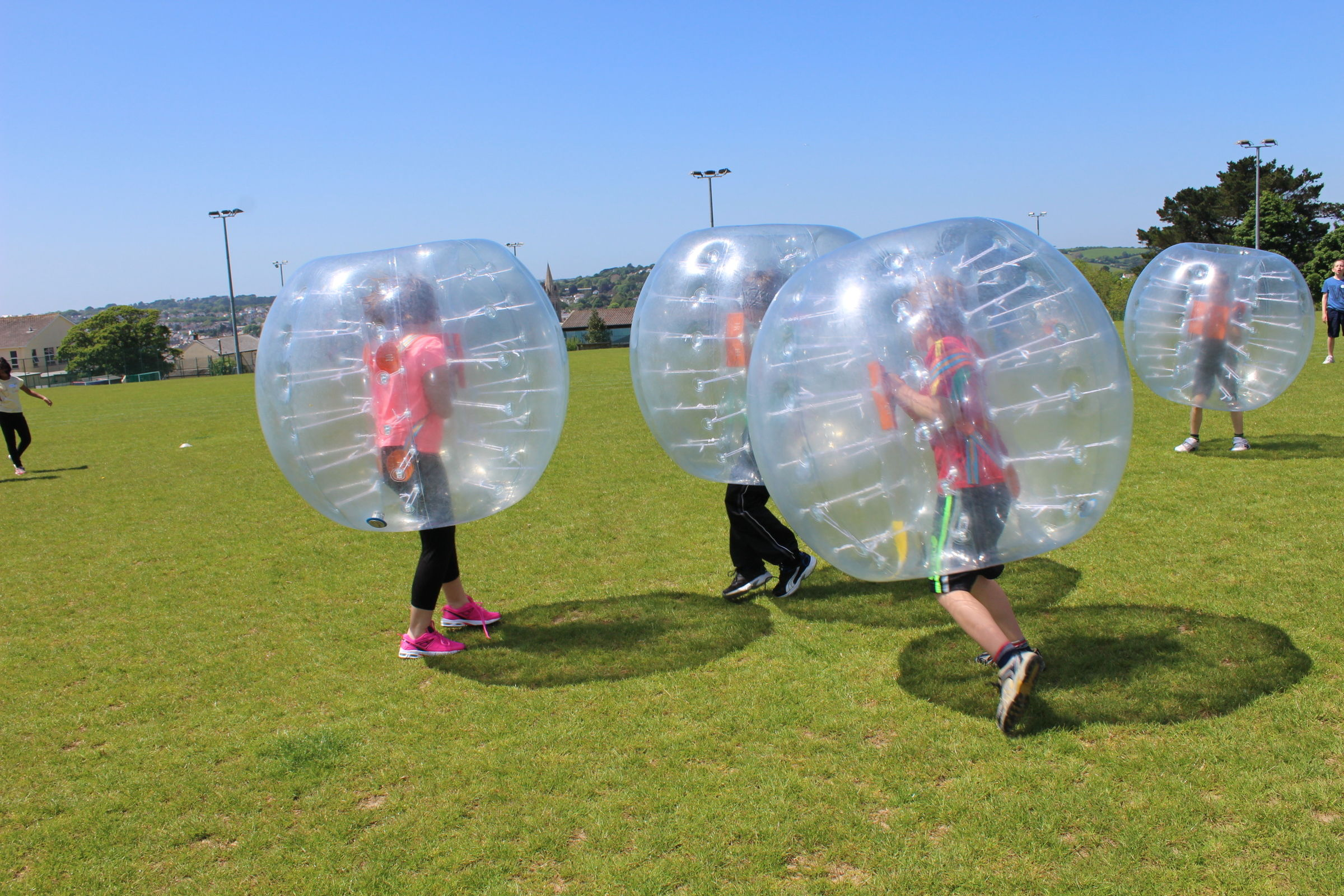 Holiday Activity Camps Sir Ben Ainslie Sports Centre